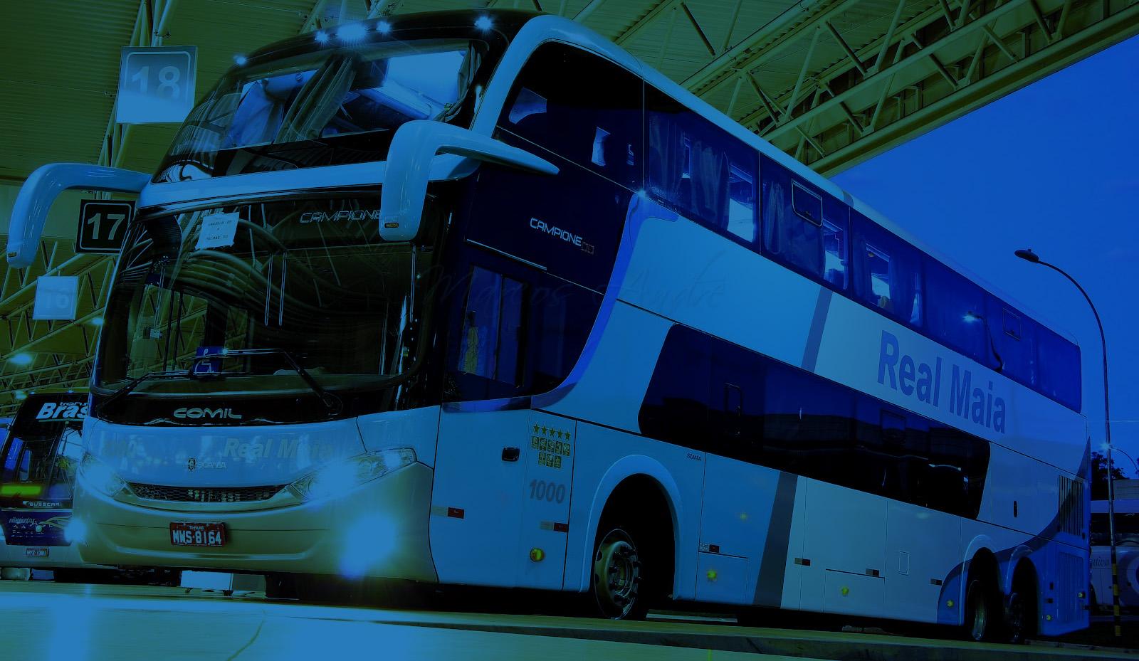 Vendas De Passagens De ônibus Com Rapidez E Segurança Para Todo O